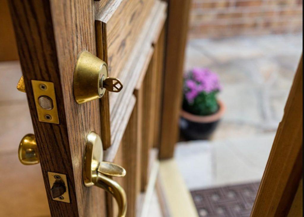 Types de serrures de porte et leur niveau de sécurité
